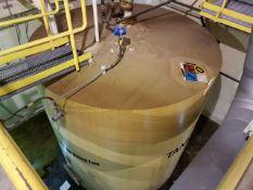 "10.000 Gallon Max. Capacity Vertical (""2007"" Ultra Low Sulphur Diesel Fuel) Storage Tank #4 (Tank"