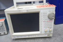 Yokogawa DL 716 - 701830 16 Channel Digital Scope, S/N 12AB21035 (Instrumentation and Electronics