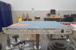 PCB Piezotronics 483C Sensor Signal Conditioner, S/N 618753 (Instrumentation and Electronics Lab )