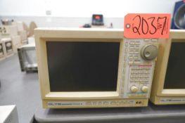 Yokogawa DL 716 - 701830 16 Channel Digital Scope, S/N 12W739303 G (Instrumentation and