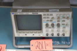 Hewlett Packard 54601A Oscilloscope, S/N 3227A06414, 4 Channel , 100 MHz (Instrumentation and