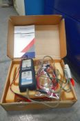 Tektronix P5205 High Voltage Differential Probe, 100 MHz, S/N B011933 (Instrumentation and