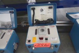 Omega CL121 Temperature Source / Measure, S/N 8105 (Instrumentation and Electronics Lab )