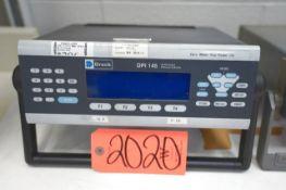 Druck DPI 145 Multifunction Pressure Indicator, Sensitivity M1-M2 0-1, S/N 14501378 (Instrumentation