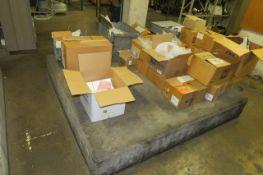Assorted Spare Parts (Basement, 1300 Melrose )