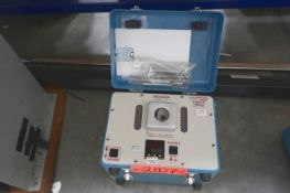ThermaCal 20A Temperature Source / Measure, S/N 7280 (Instrumentation and Electronics Lab )