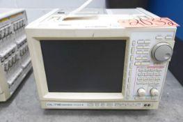 Yokogawa DL 716 - 701830 16 Channel Digital Scope, S/N 12VC17006 (Instrumentation and Electronics