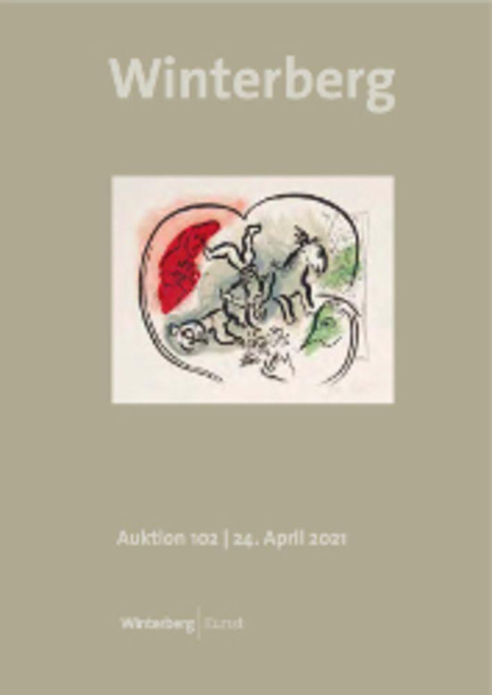 Auction 102: Kunst des 15.-21. Jahrhunderts