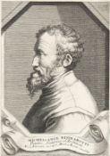 VARIA - PORTRÄTS: Michelangelo.