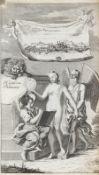 VEDUTEN - SAMMELBÄNDE: Tolner, Carl Ludwig; Historia Palatina, seu Primorum & Antiquissimorum Comit