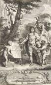VARIA - PORTRÄTS: Louis XIV., Roi de France.