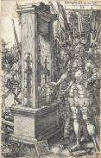 HEINRICH ALDEGREVER: Titus Manlius Torquatos ordnet die Enthauptung seines Sohnes an.