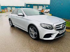 (RESERVE MET) Mercedes E220d AMG Line Auto 9G Tronic - 2019 Reg - Reversing Cam - 1 Owner From New
