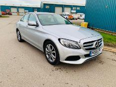 (RESERVE MET) Mercedes C220d *Sport* 9G Tronic Auto 2019 Model - Reversing Cam - Sat Nav -27k Miles