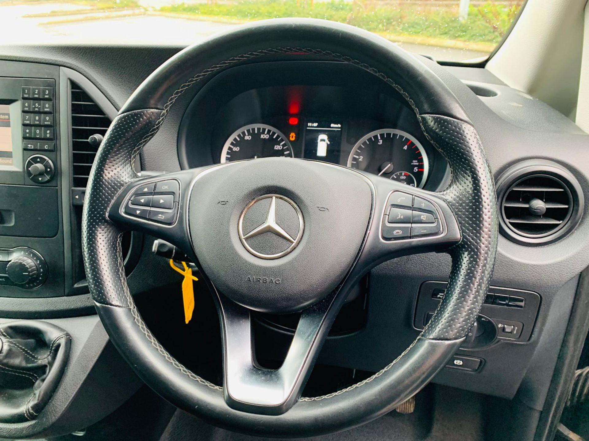 (RESERVE MET) Mercedes Vito 116Cdi Sporty Spec (161 BHP) Bluetech 6 Speed Van - 2016 Model - AC - Image 24 of 28