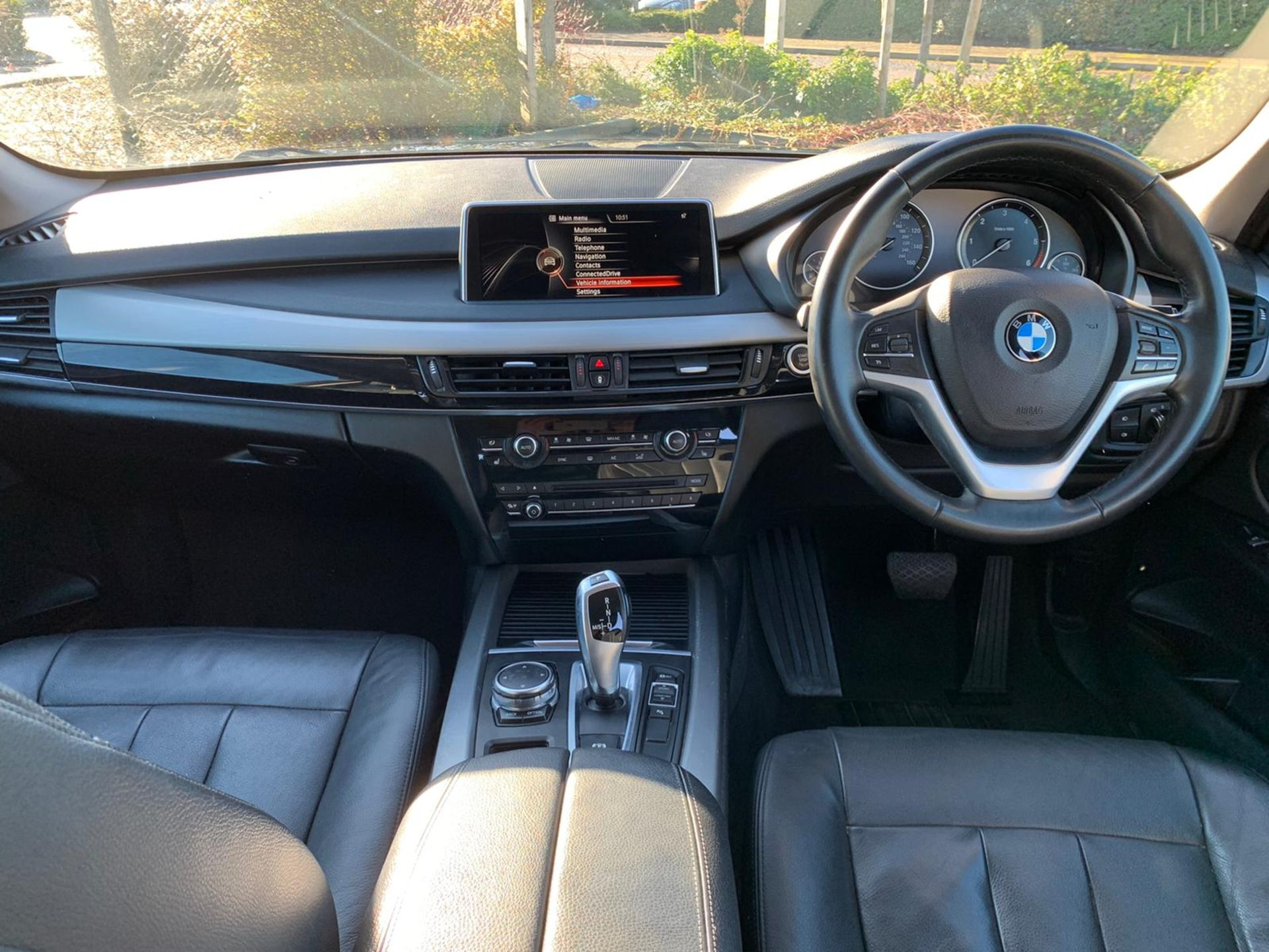 "(Reserve Met) BMW X5 2.0d S-DRIVE ""Special Equipment"" Auto- 7 Seater -16 Reg - Sat Nav- (New Shape) - Image 16 of 43"
