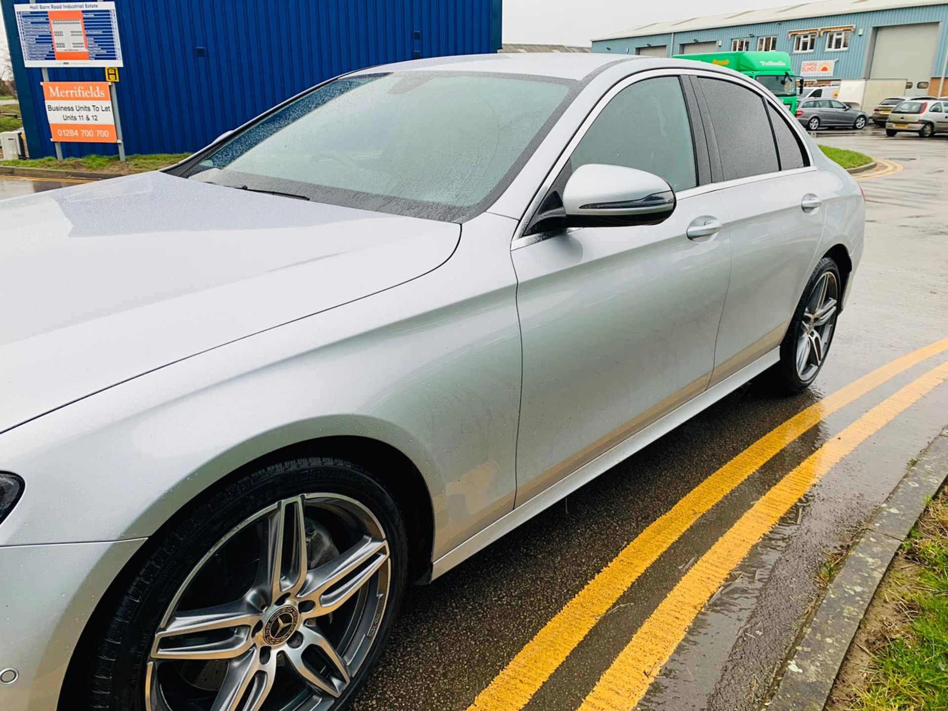 (Reserve Met)Mercedes E220d AMG Line Auto 9G Tronic - 2019 Reg - Reversing Cam - 1 Owner From New - Image 6 of 30