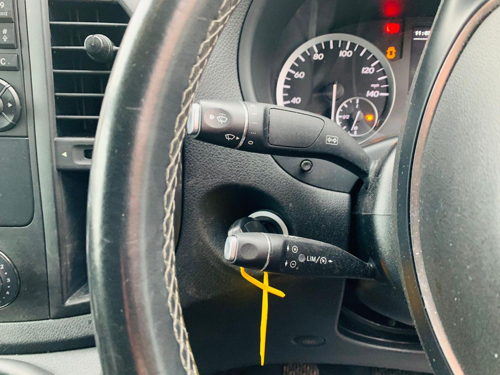 (RESERVE MET) Mercedes Vito 116Cdi Sporty Spec (161 BHP) Bluetech 6 Speed Van - 2016 Model - AC - Image 23 of 28
