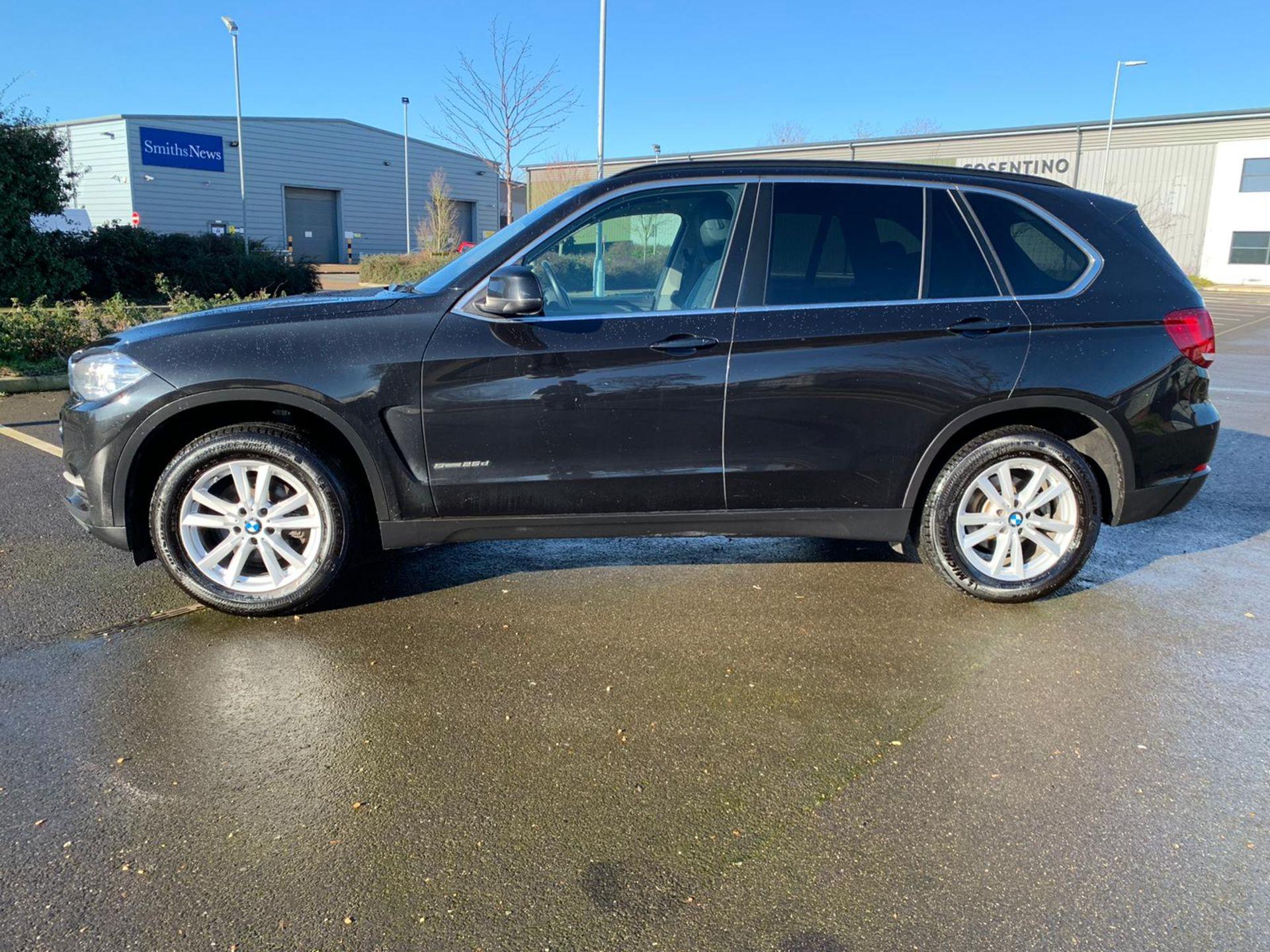"(Reserve Met) BMW X5 2.0d S-DRIVE ""Special Equipment"" Auto- 7 Seater -16 Reg - Sat Nav- (New Shape) - Image 5 of 43"