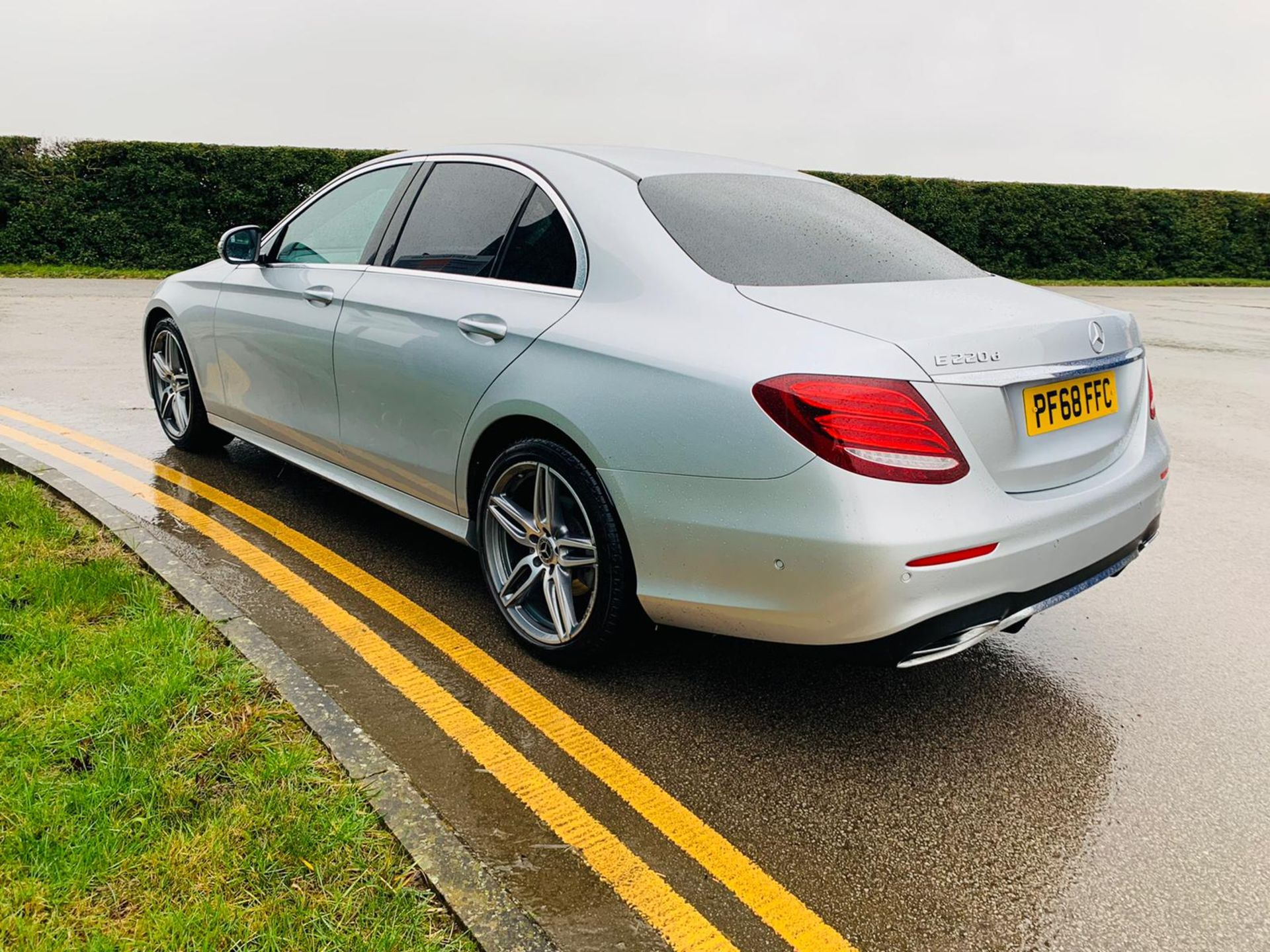 (Reserve Met)Mercedes E220d AMG Line Auto 9G Tronic - 2019 Reg - Reversing Cam - 1 Owner From New - Image 2 of 30