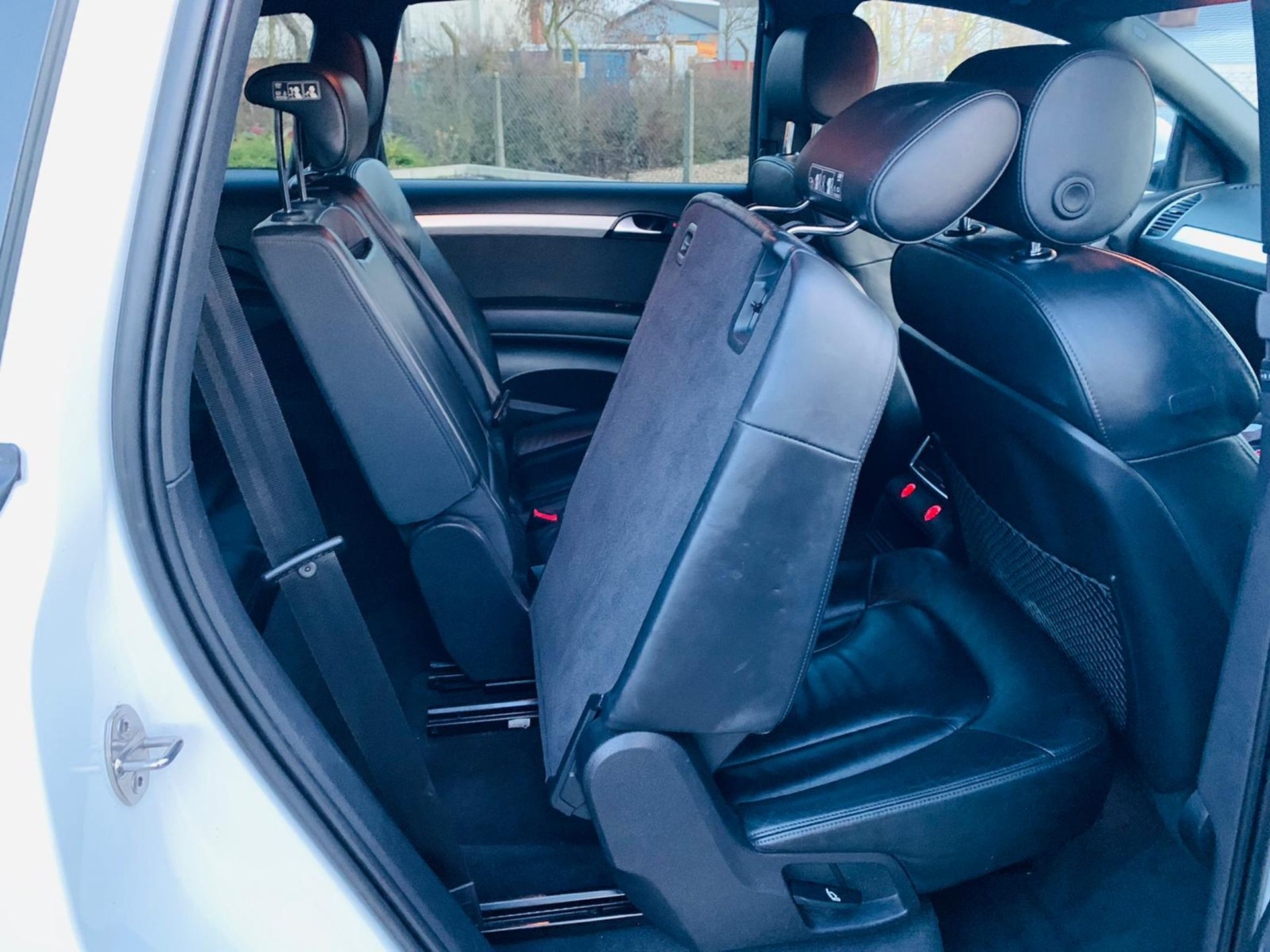 (Reserve Met)Audi Q7 3.0 TDI Quattro S Line Plus Auto (7 Seats) - 12 Reg - Only 63k Miles -Sat Nav- - Image 15 of 37