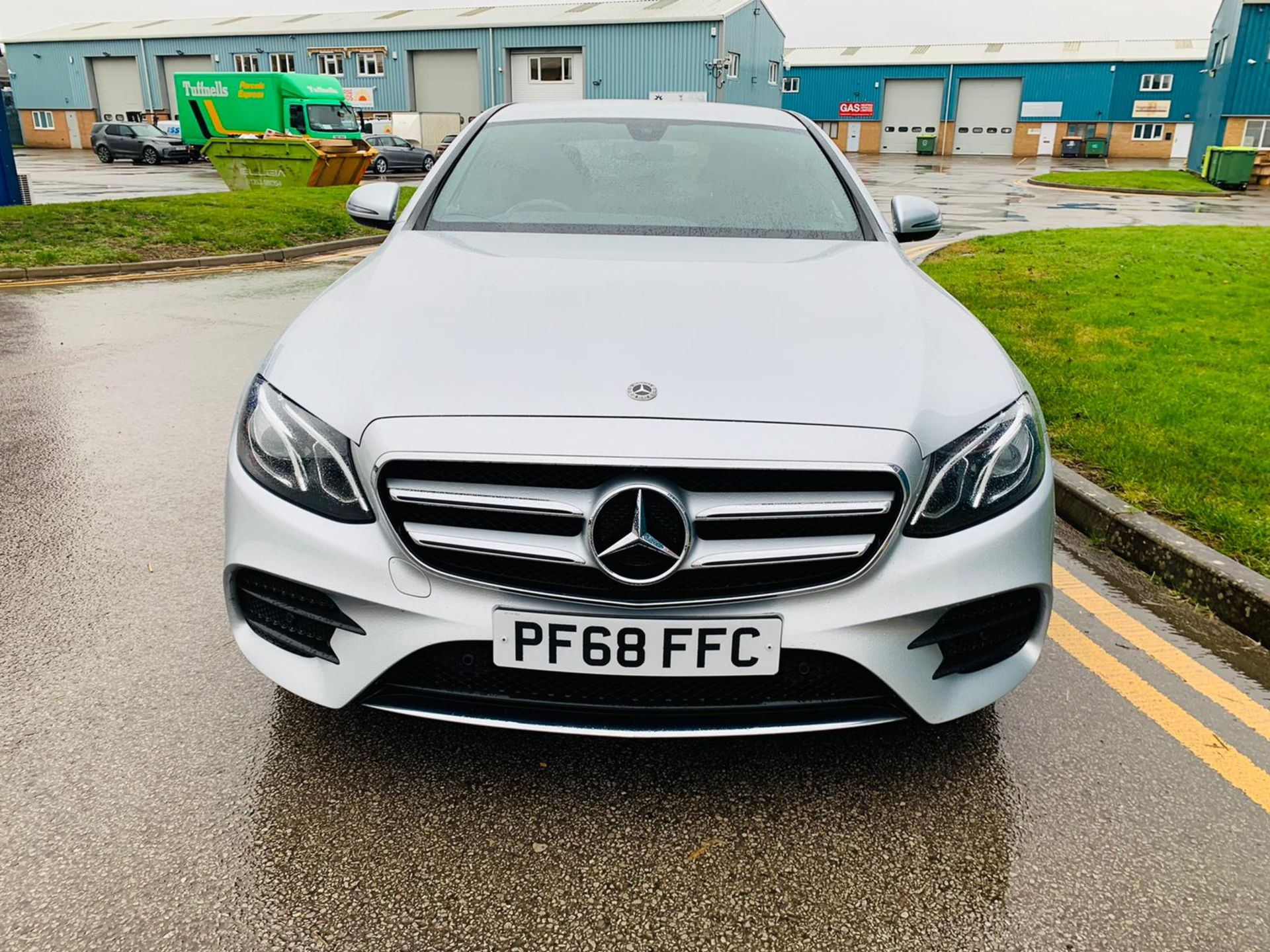 (Reserve Met)Mercedes E220d AMG Line Auto 9G Tronic - 2019 Reg - Reversing Cam - 1 Owner From New - Image 4 of 30