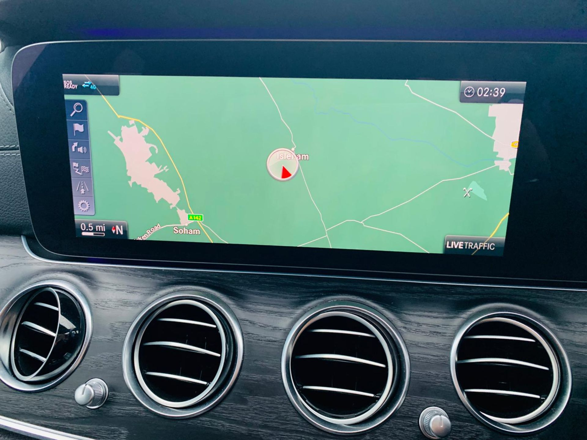 (Reserve Met)Mercedes E220d AMG Line Auto 9G Tronic - 2019 Reg - Reversing Cam - 1 Owner From New - Image 21 of 30