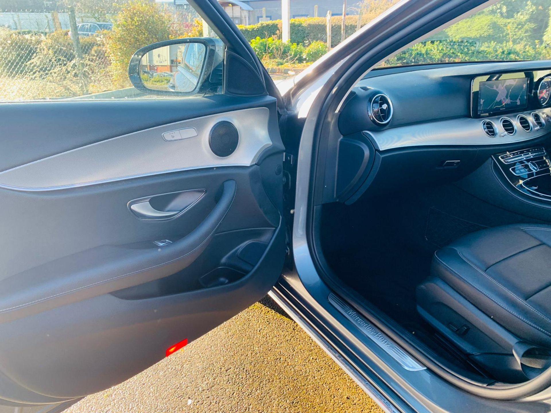 (RESERVE MET) Mercedes E220d Special Equipment Auto 2017 17 Reg - Sat Nav - Reversing Cam - Image 26 of 27