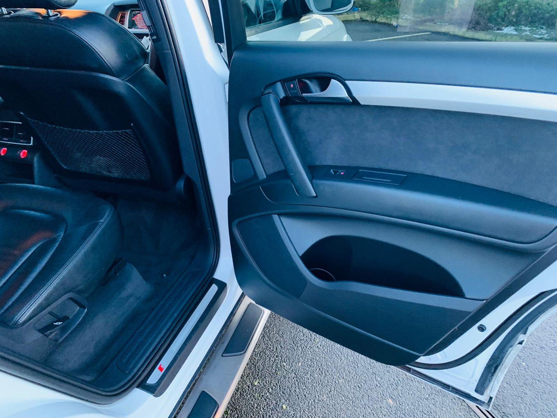 (Reserve Met)Audi Q7 3.0 TDI Quattro S Line Plus Auto (7 Seats) - 12 Reg - Only 63k Miles -Sat Nav- - Image 35 of 37