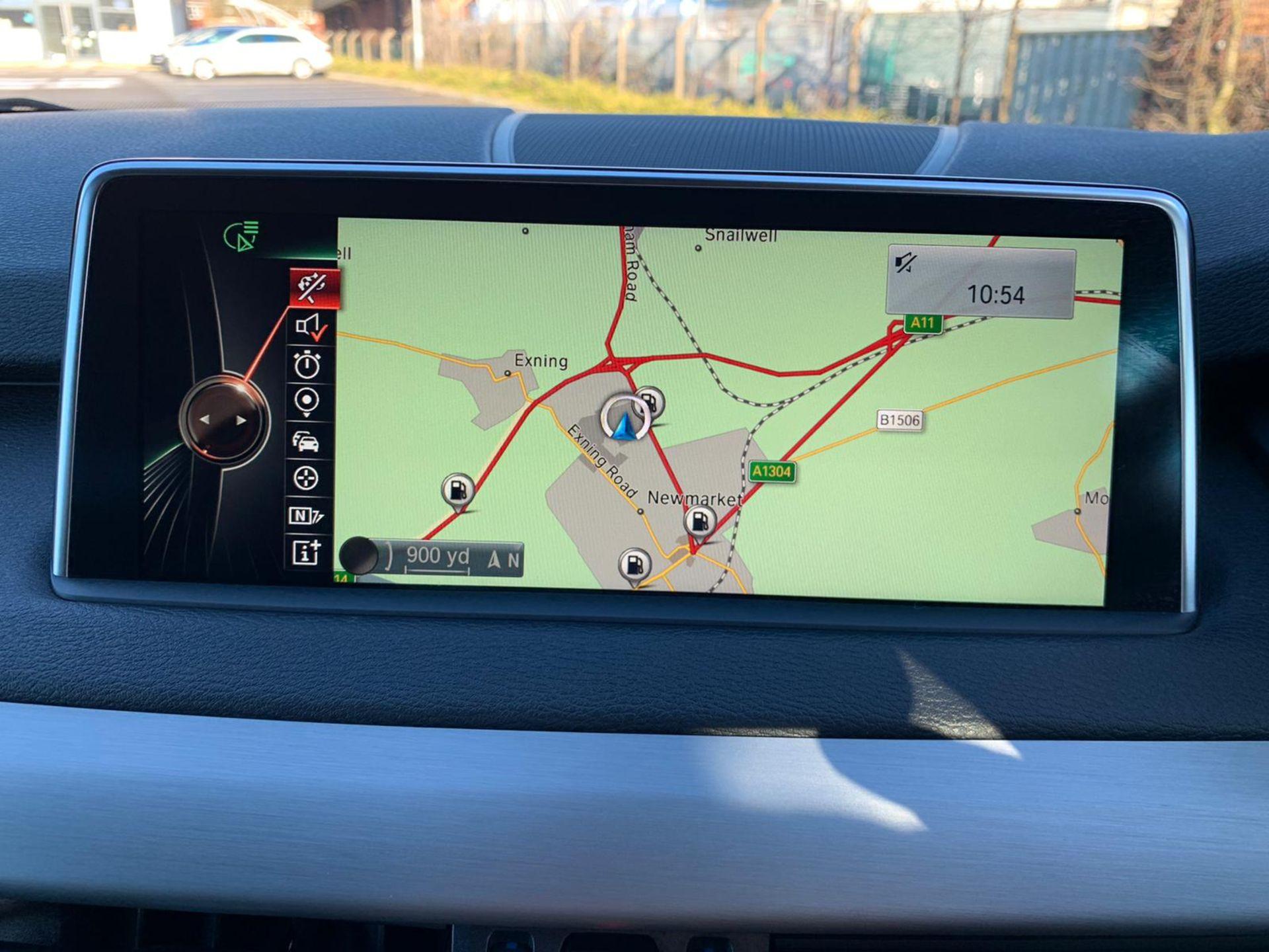 "(Reserve Met) BMW X5 2.0d S-DRIVE ""Special Equipment"" Auto- 7 Seater -16 Reg - Sat Nav- (New Shape) - Image 21 of 43"
