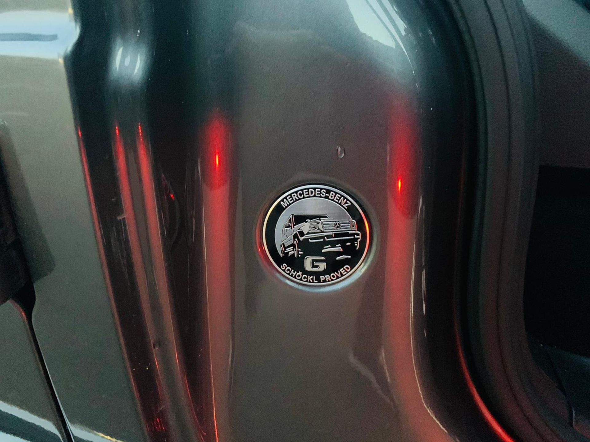 Mercedes G350d AMG LINE 9G-Tronic+ 4Matic 2020 20 Reg - 1 Owner - Only 9k Miles - HUGE SPEC - Image 40 of 41