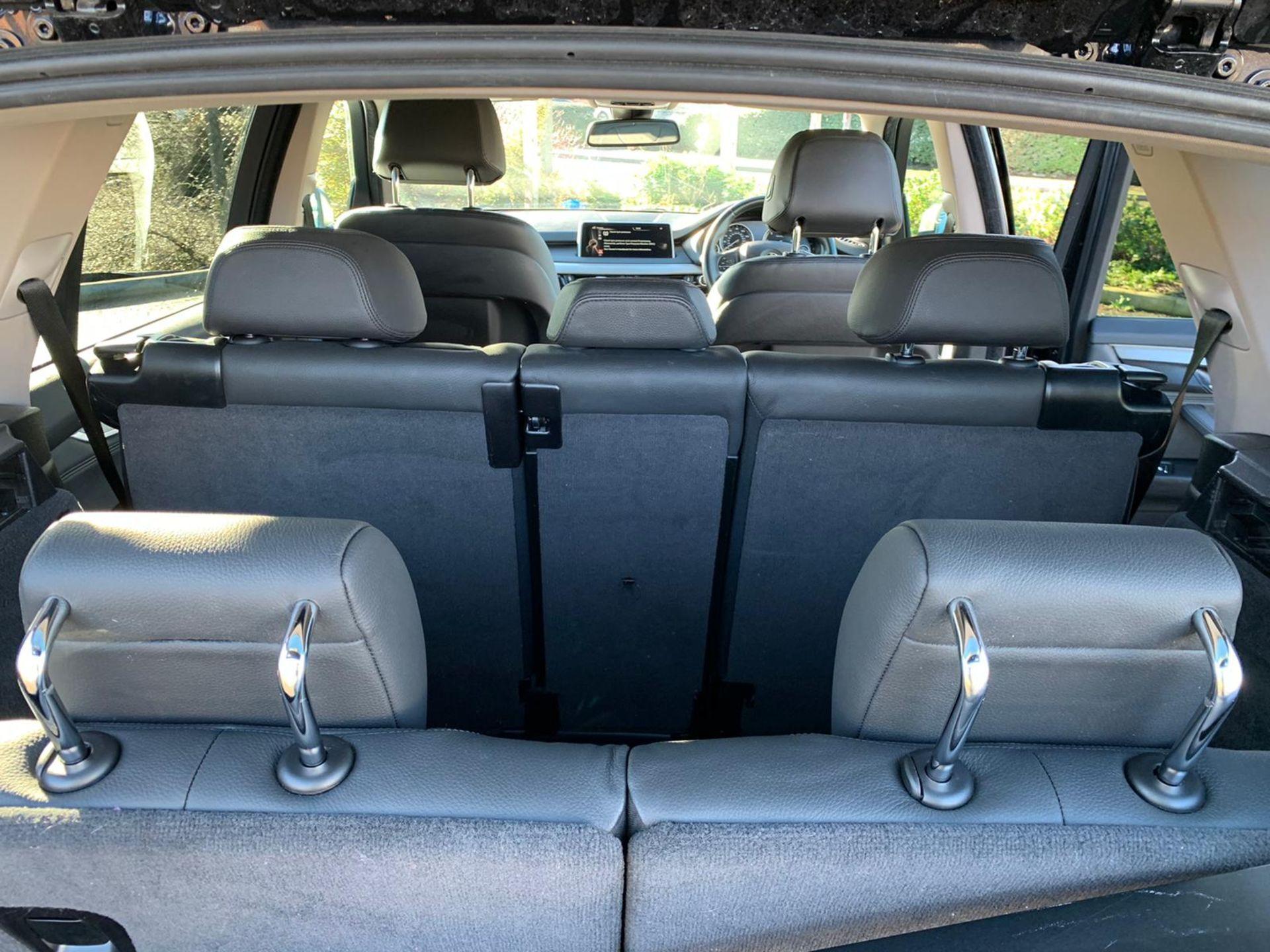 "(Reserve Met) BMW X5 2.0d S-DRIVE ""Special Equipment"" Auto- 7 Seater -16 Reg - Sat Nav- (New Shape) - Image 26 of 43"