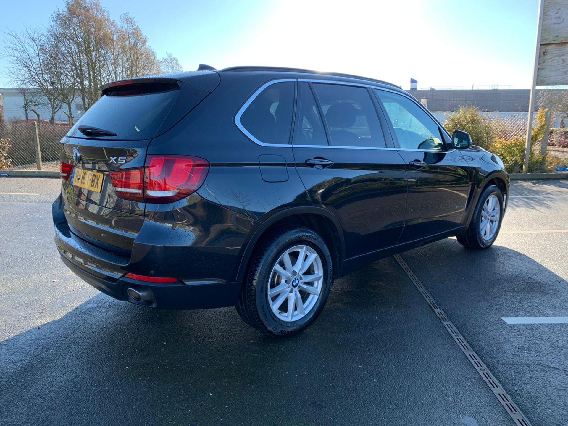 "(Reserve Met) BMW X5 2.0d S-DRIVE ""Special Equipment"" Auto- 7 Seater -16 Reg - Sat Nav- (New Shape) - Image 9 of 43"