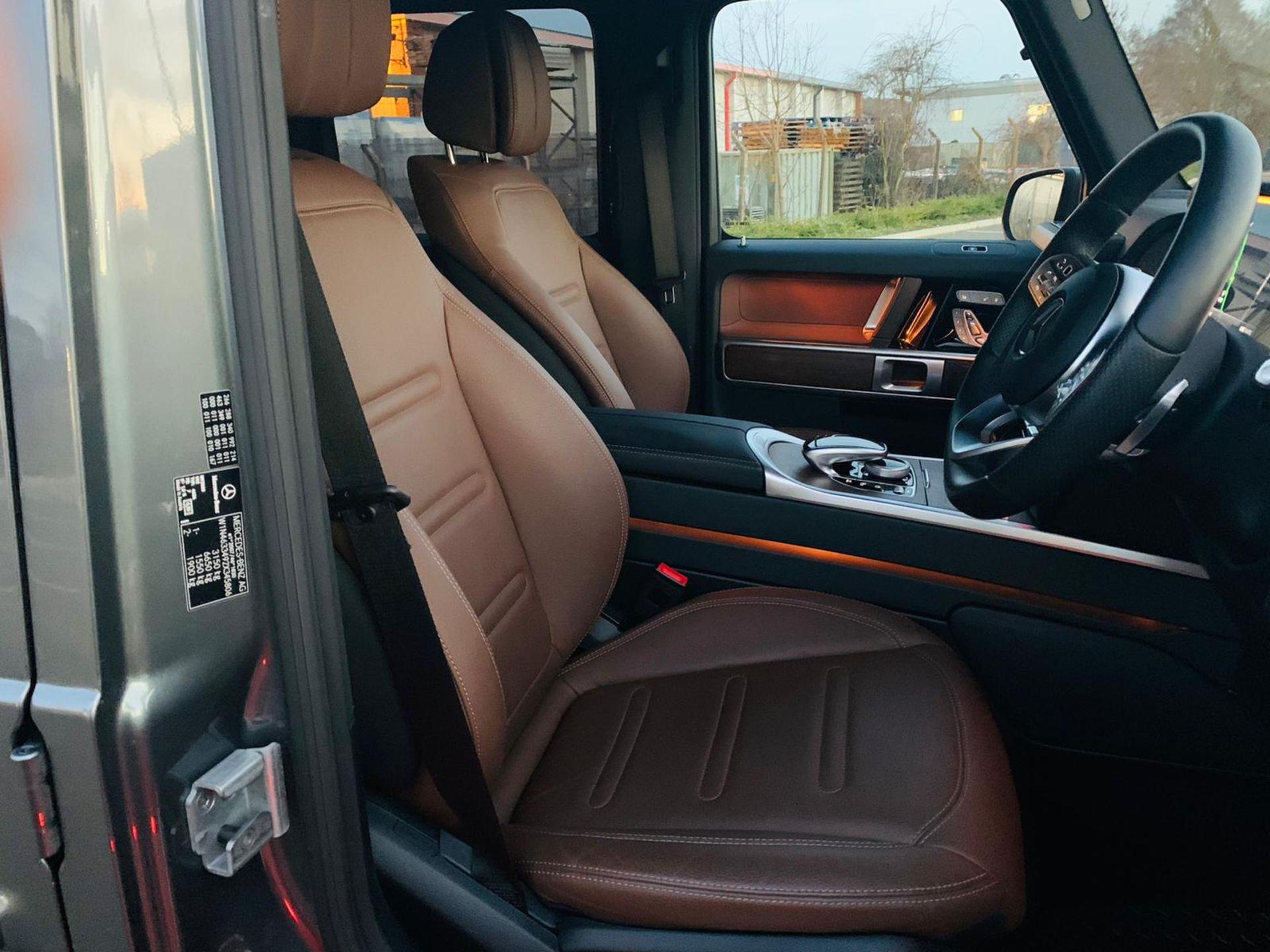 Mercedes G350d AMG LINE 9G-Tronic+ 4Matic 2020 20 Reg - 1 Owner - Only 9k Miles - HUGE SPEC - Image 17 of 41