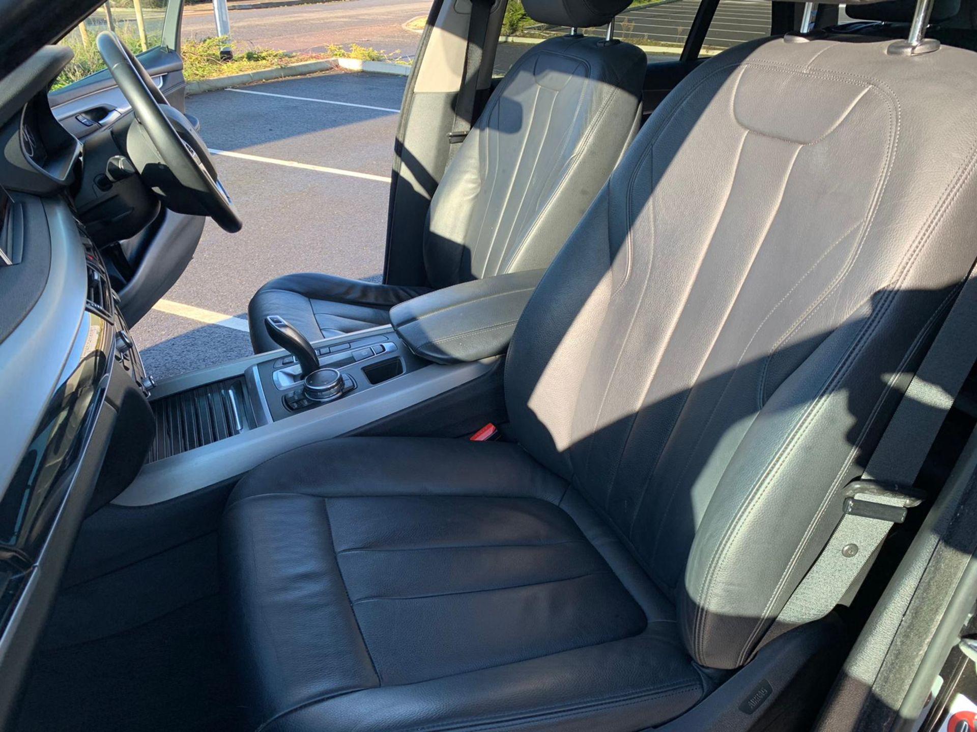 "(Reserve Met) BMW X5 2.0d S-DRIVE ""Special Equipment"" Auto- 7 Seater -16 Reg - Sat Nav- (New Shape) - Image 17 of 43"