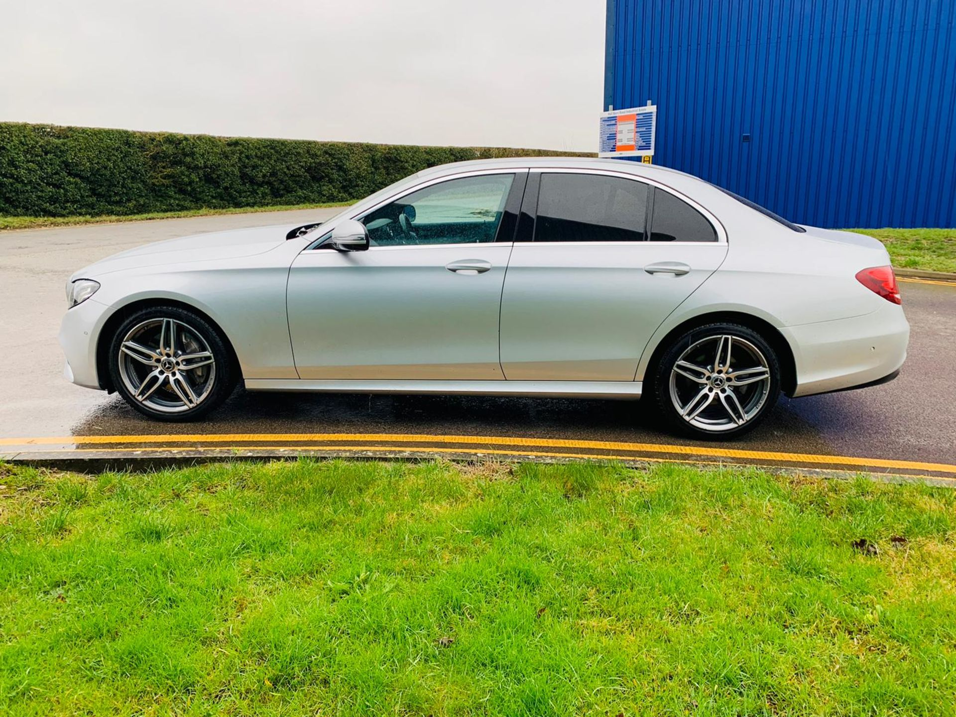 (Reserve Met)Mercedes E220d AMG Line Auto 9G Tronic - 2019 Reg - Reversing Cam - 1 Owner From New - Image 8 of 30
