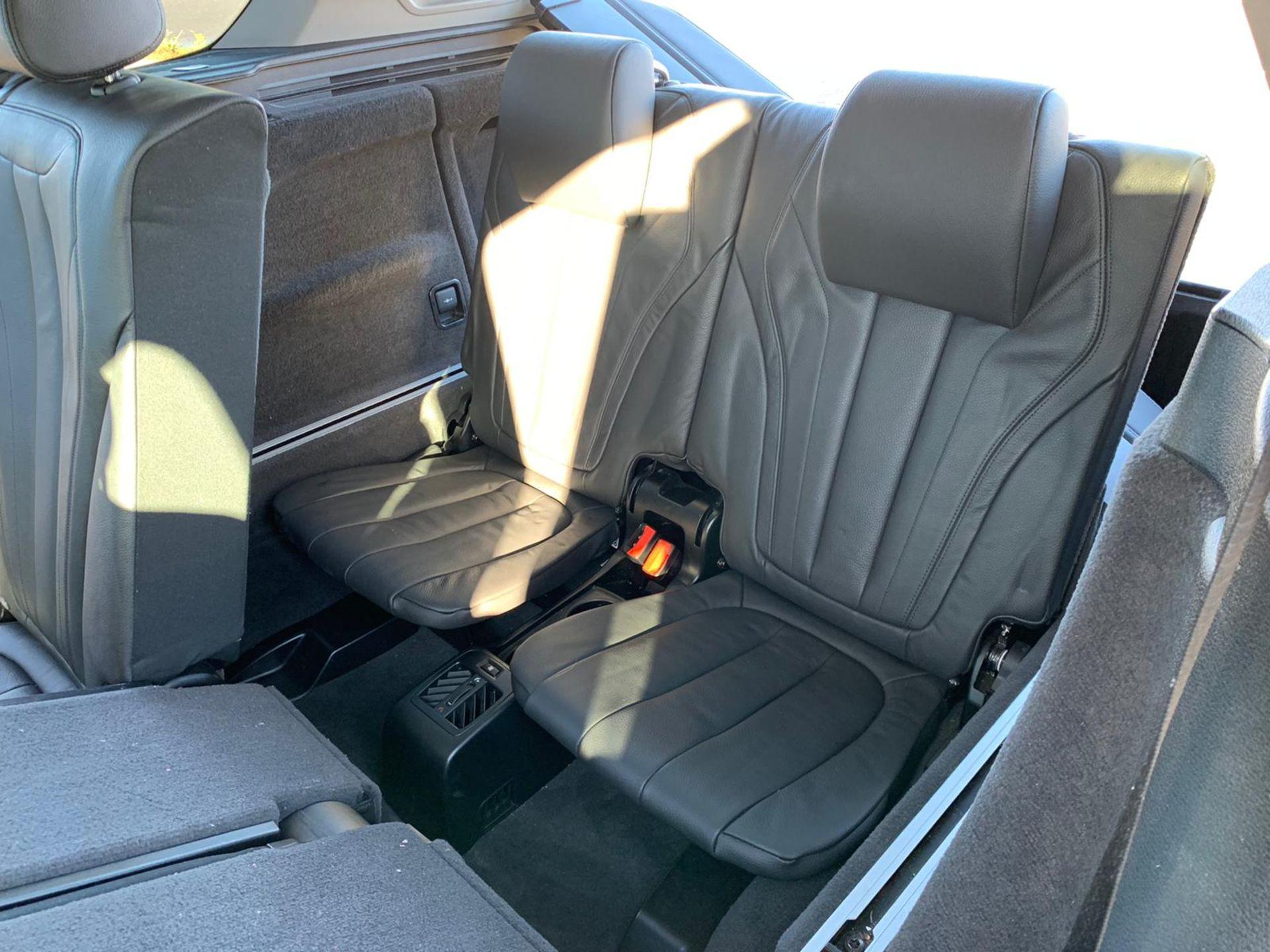 "(Reserve Met) BMW X5 2.0d S-DRIVE ""Special Equipment"" Auto- 7 Seater -16 Reg - Sat Nav- (New Shape) - Image 28 of 43"