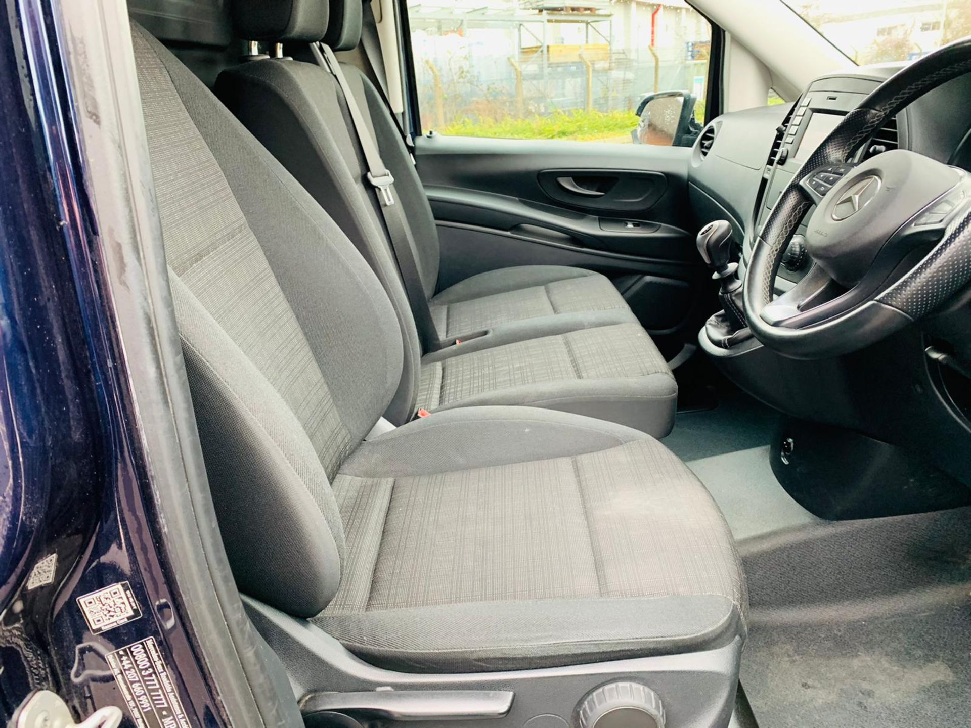 (RESERVE MET) Mercedes Vito 116Cdi Sporty Spec (161 BHP) Bluetech 6 Speed Van - 2016 Model - AC - Image 16 of 28