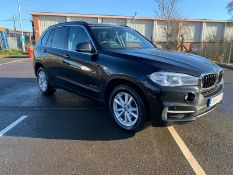 "(Reserve Met) BMW X5 2.0d S-DRIVE ""Special Equipment"" Auto- 7 Seater -16 Reg - Sat Nav- (New Shape)"