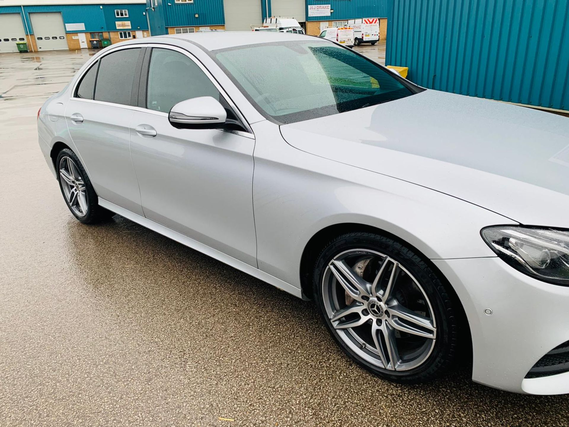 (Reserve Met)Mercedes E220d AMG Line Auto 9G Tronic - 2019 Reg - Reversing Cam - 1 Owner From New - Image 5 of 30