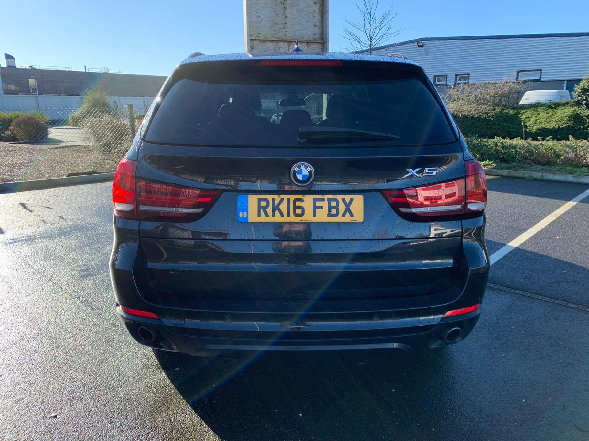 "(Reserve Met) BMW X5 2.0d S-DRIVE ""Special Equipment"" Auto- 7 Seater -16 Reg - Sat Nav- (New Shape) - Image 3 of 43"