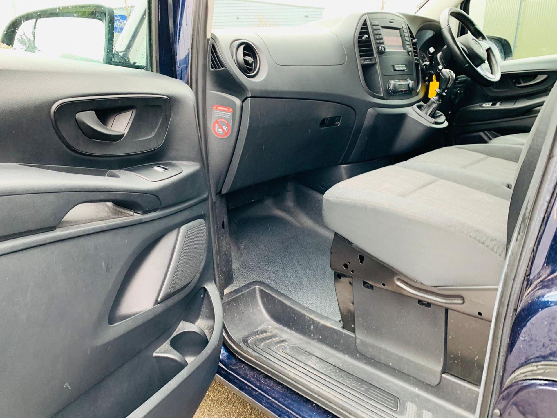 (RESERVE MET) Mercedes Vito 116Cdi Sporty Spec (161 BHP) Bluetech 6 Speed Van - 2016 Model - AC - Image 18 of 28