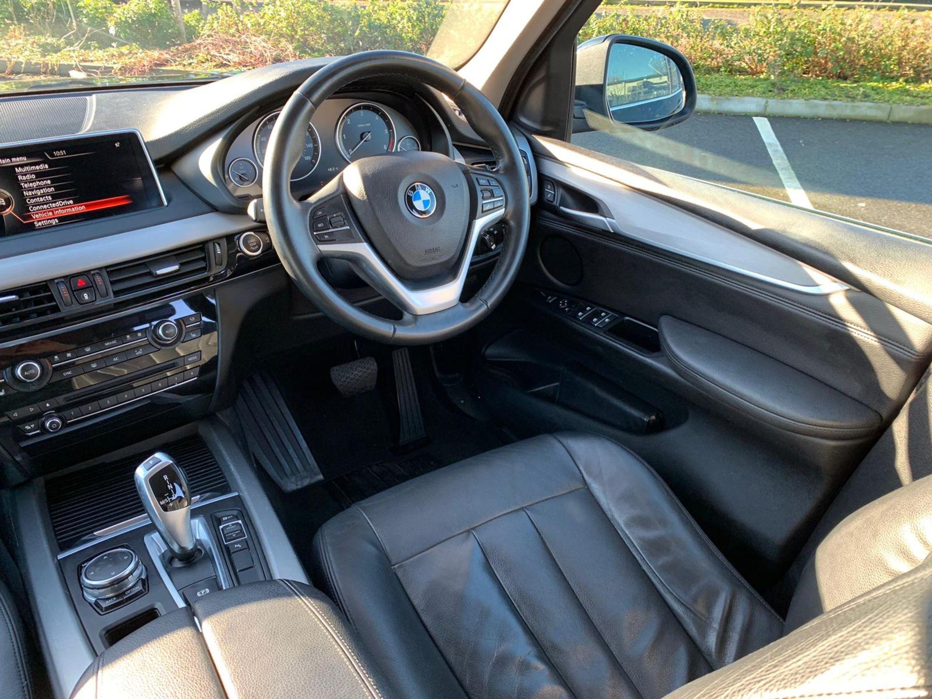 "(Reserve Met) BMW X5 2.0d S-DRIVE ""Special Equipment"" Auto- 7 Seater -16 Reg - Sat Nav- (New Shape) - Image 19 of 43"