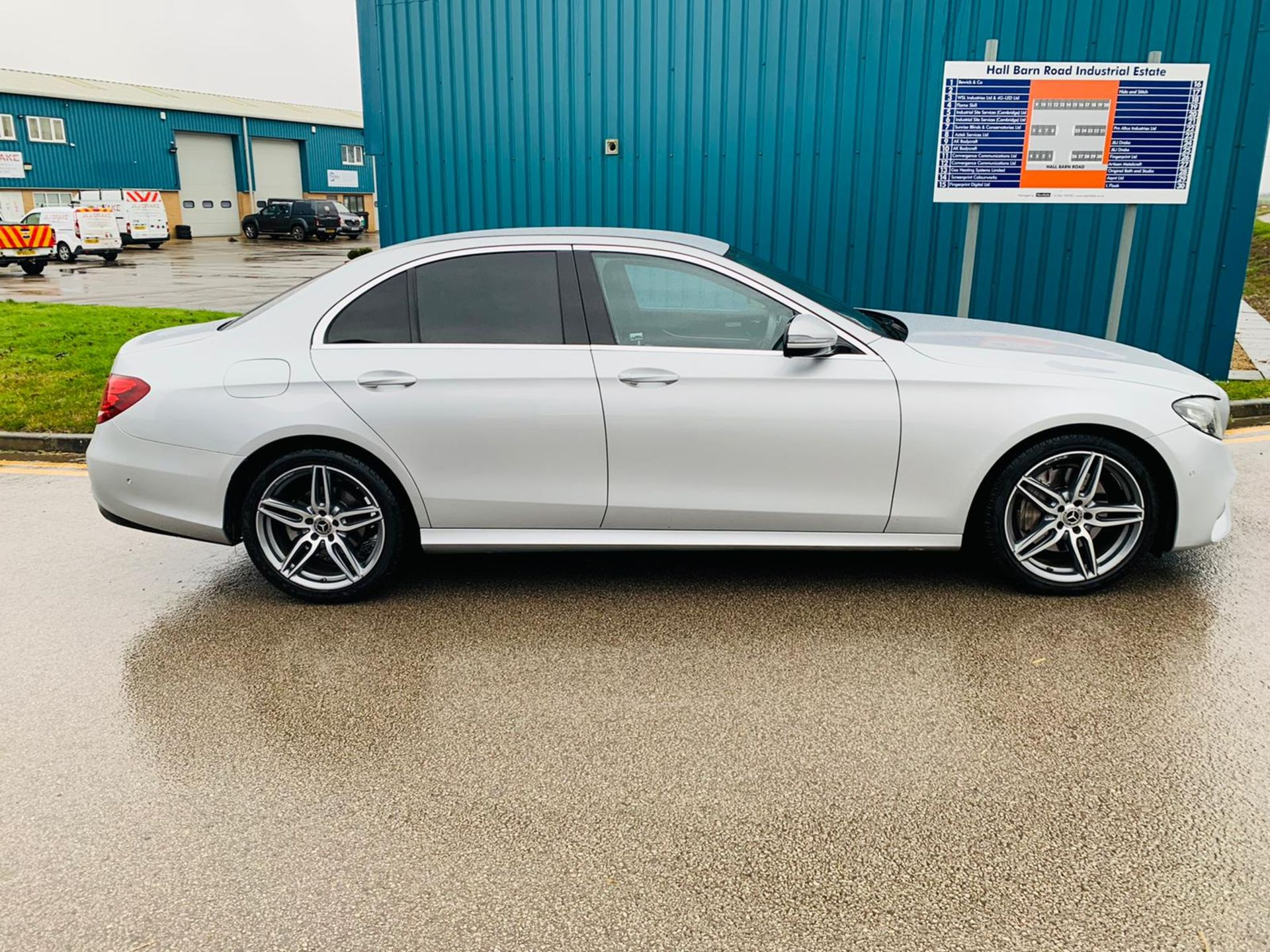 (Reserve Met)Mercedes E220d AMG Line Auto 9G Tronic - 2019 Reg - Reversing Cam - 1 Owner From New - Image 10 of 30