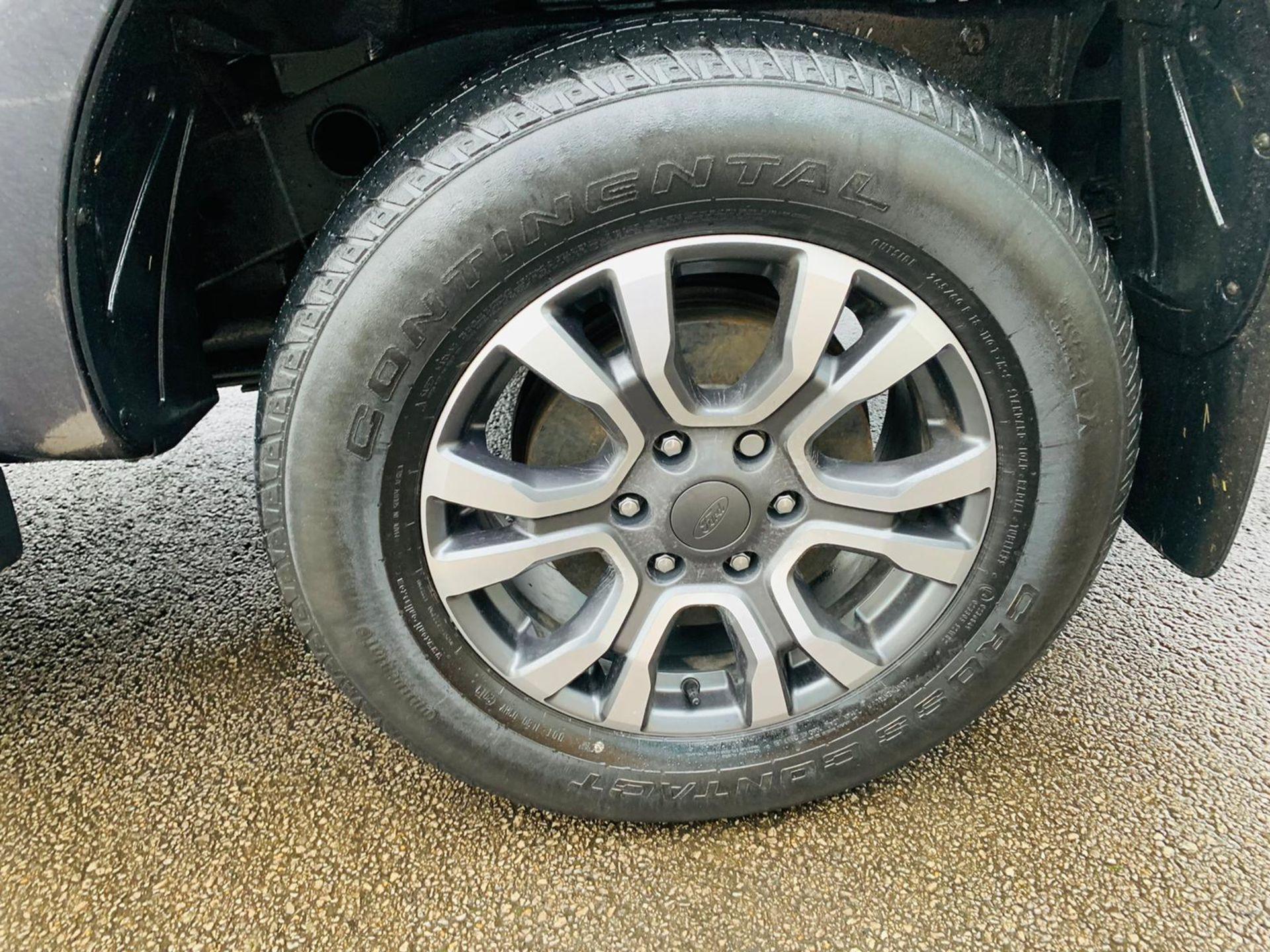 (RESERVE MET) Ford Ranger 2.2 TDCI LTD 4x4 Double Cab 2017 17 Reg - Reversing Cam -Leather - Sat Nav - Image 14 of 32