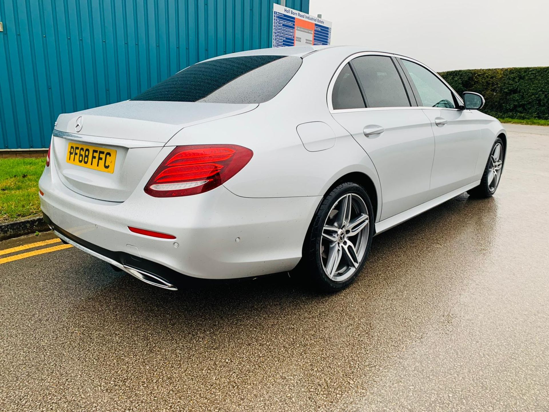 (Reserve Met)Mercedes E220d AMG Line Auto 9G Tronic - 2019 Reg - Reversing Cam - 1 Owner From New - Image 7 of 30