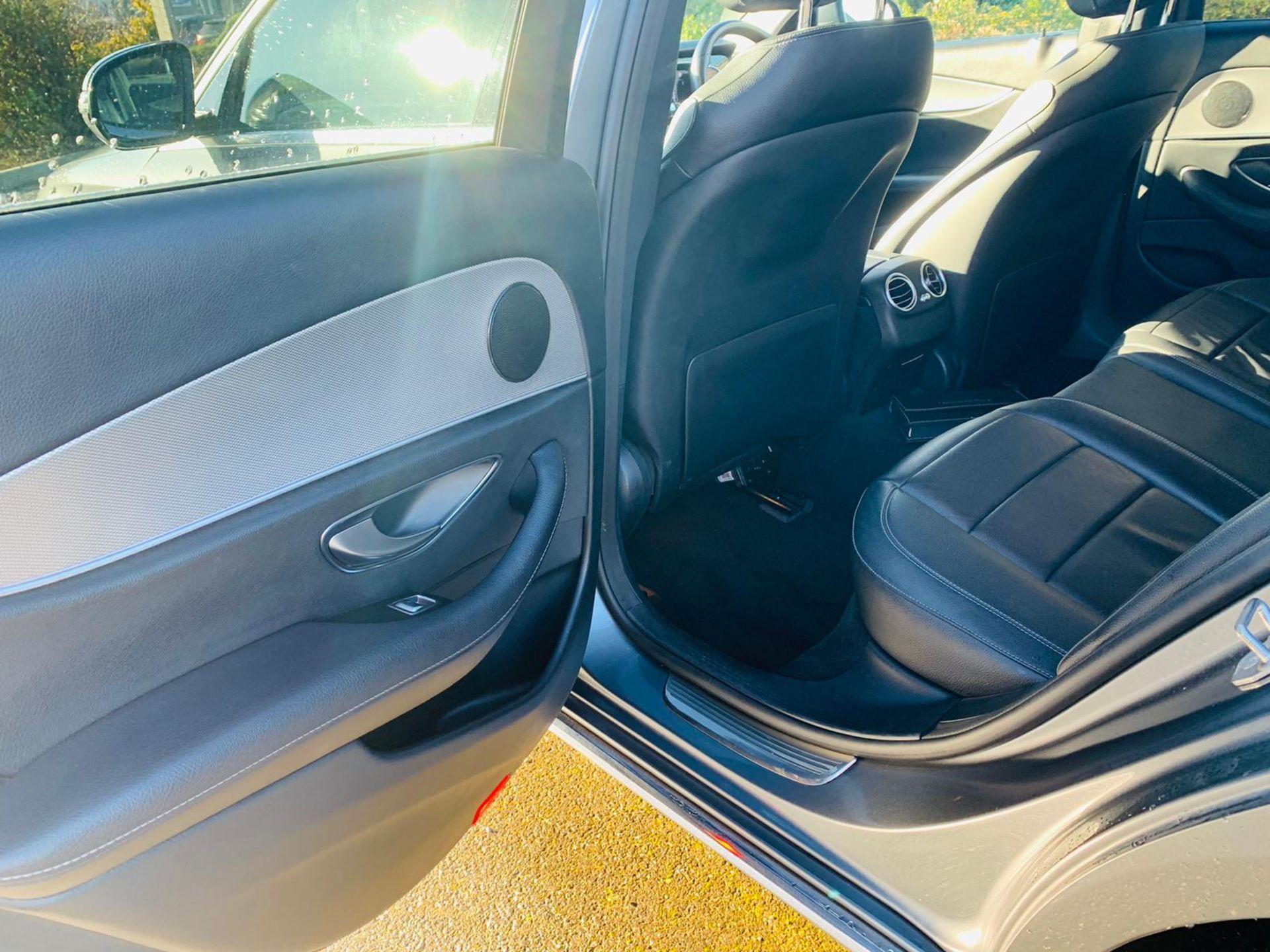 (RESERVE MET) Mercedes E220d Special Equipment Auto 2017 17 Reg - Sat Nav - Reversing Cam - Image 25 of 27