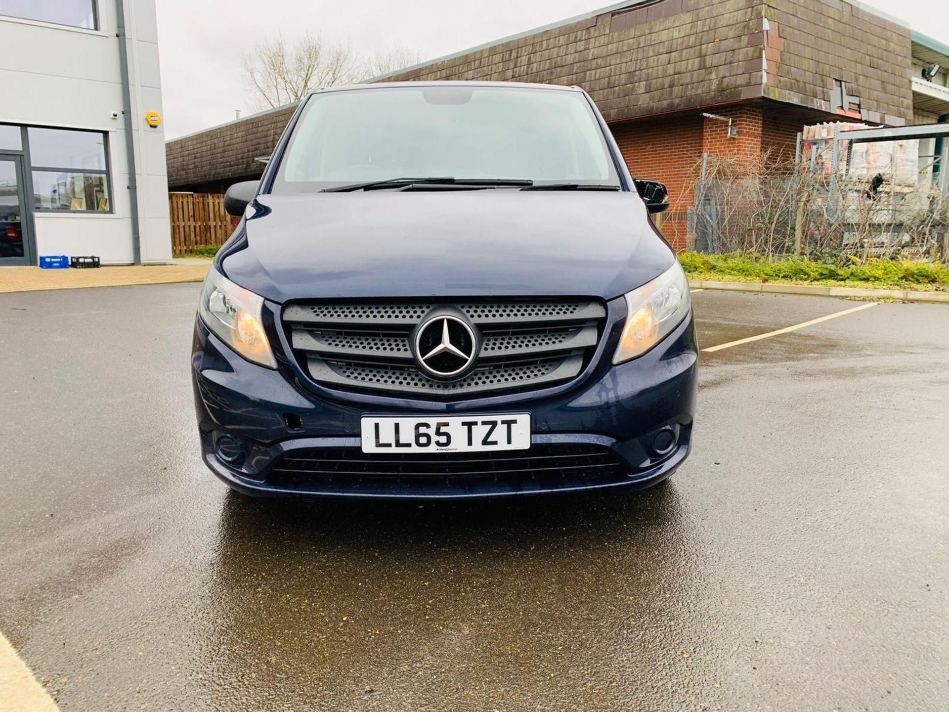 (RESERVE MET) Mercedes Vito 116Cdi Sporty Spec (161 BHP) Bluetech 6 Speed Van - 2016 Model - AC - Image 8 of 28