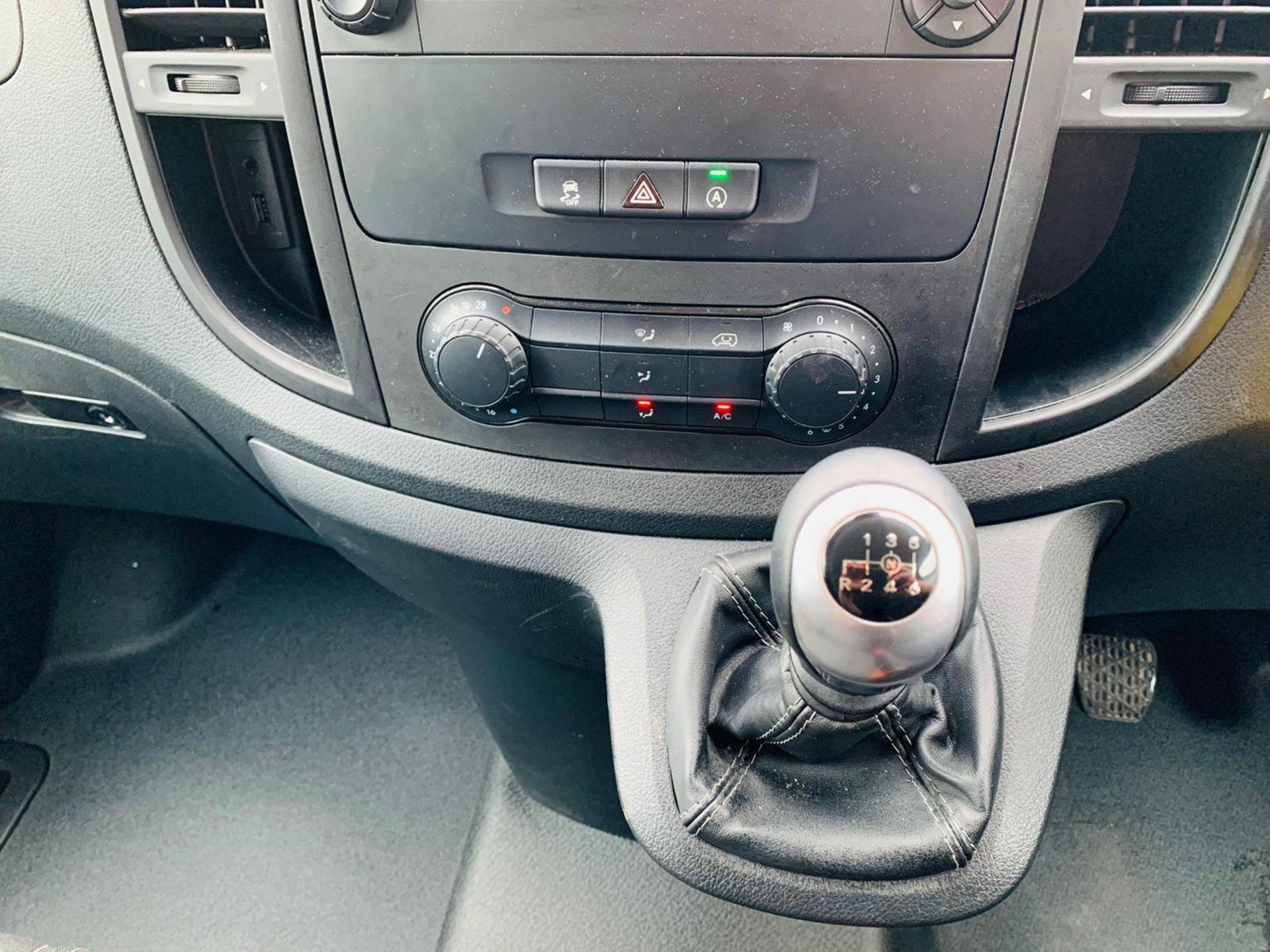 (RESERVE MET) Mercedes Vito 116Cdi Sporty Spec (161 BHP) Bluetech 6 Speed Van - 2016 Model - AC - Image 19 of 28