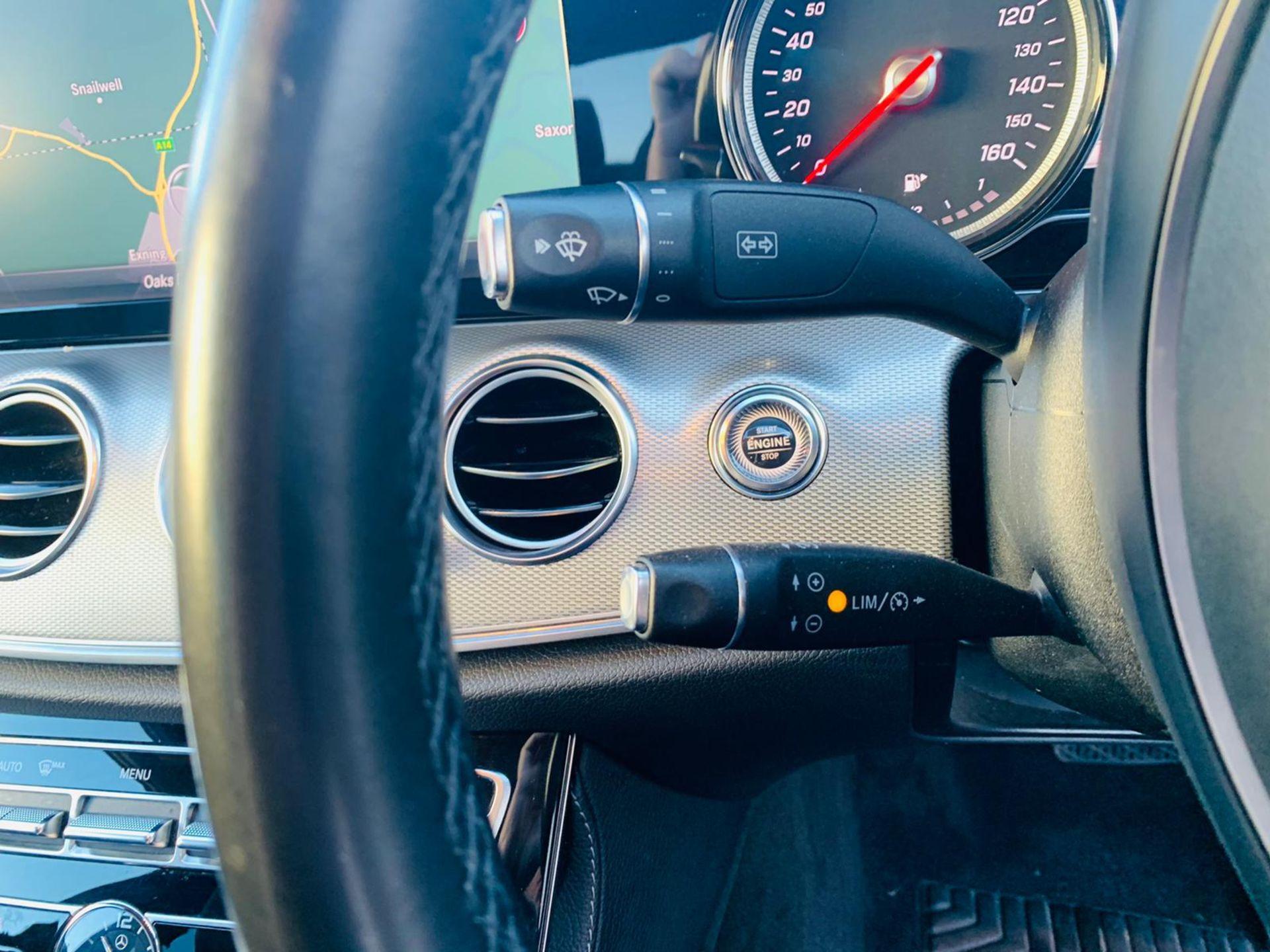 (RESERVE MET) Mercedes E220d Special Equipment Auto 2017 17 Reg - Sat Nav - Reversing Cam - Image 15 of 27